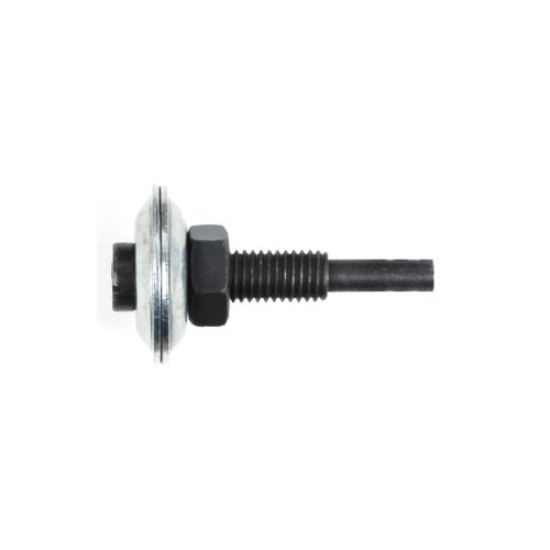 ALCOR อะแดปเตอร์ สำหรับ ล้อผ้าขัดโลหะ  A446901  สีดำ