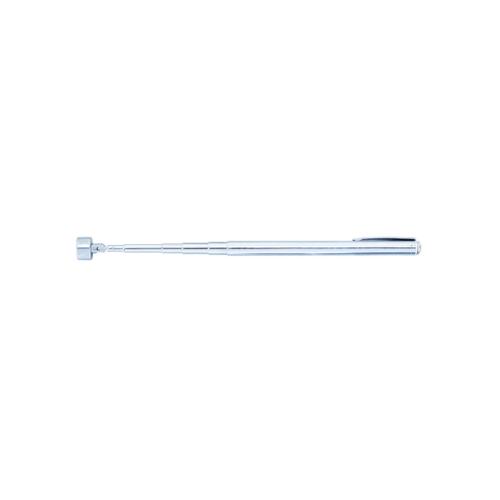 ALCOR แม่เหล็กดูดชิ้นงานยืดได้ A545267 สีโครเมี่ยม
