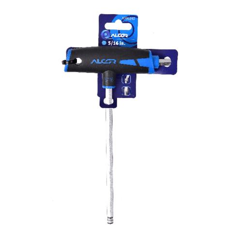 ALCOR ประแจหัวบอล 5/16IN A206345 สีน้ำเงิน