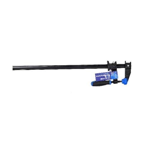 ALCOR แคลมป์บีบชิ้นงาน 900MM/36IN A215459 สีน้ำเงิน