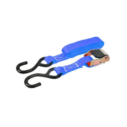 ALCOR สายรัด 3M.x25MM. 125KG. 4PC A376004 สีน้ำเงิน