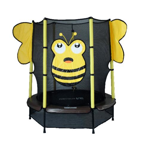 4TEM แทมโพลีนสำหรับเด็ก Ø55  TX01 สีเหลือง