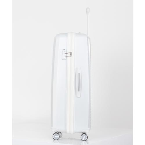 WETZLARS ชุดกระเป๋าเดินทาง PP 3 ใบ ขนาด 20 24 28 นิ้ว P-7007WH สีขาว