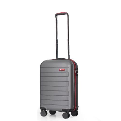 WETZLARS กระเป๋าเดินทาง ABS ขนาด 20 นิ้ว สีเทาเข้ม A-9361GR-1