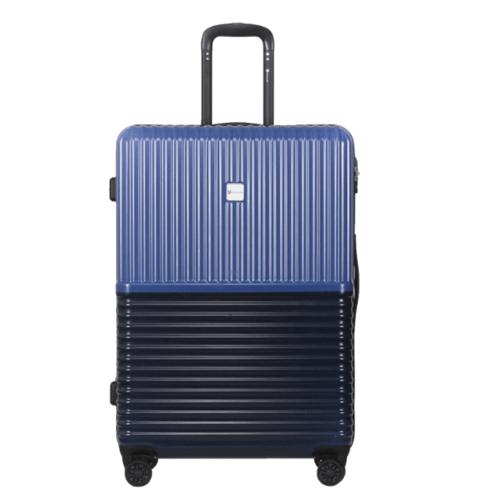WETZLARS กระเป๋าเดินทาง PC  ขนาด 24 นิ้ว A-9623BL-2  สีน้ำเงิน