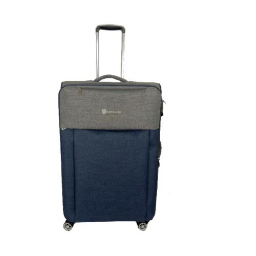 WETZLARS กระเป๋าเดินทางผ้า ขนาด 24 นิ้ว B-346BL-2   สีน้ำเงิน