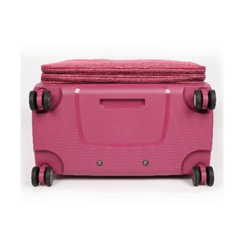 WETZLARS ชุดกระเป๋าเดินทางแบบผ้า 3 ใบ ขนาด 20 24 28  ATW001PK สีชมพู
