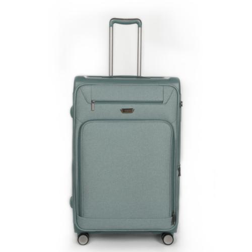 WETZLARS กระเป๋าเดินทางแบบผ้า  ขนาด 28 นิ้ว  ATW005GN-3 สีเขียว