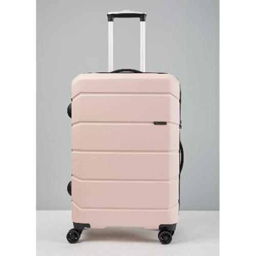 WETZLARS  กระเป๋าเดินทาง ABS ขนาด 28 นิ้ว CTH0029-3 สีชมพู
