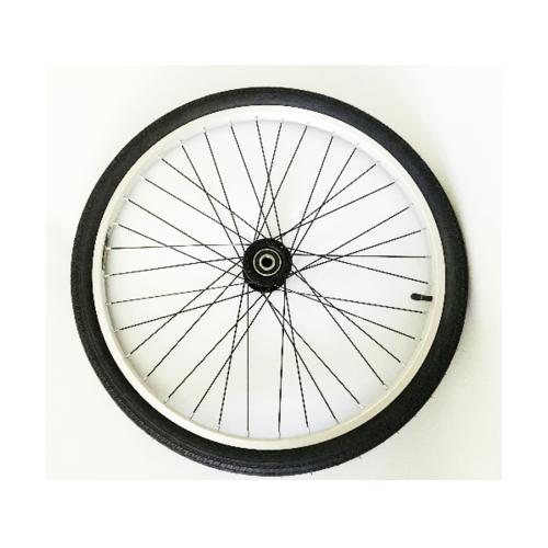 MASDECO  ชุดล้อหลังจักรยานสามล้อ รุ่นBL002 ขนาด 6×63×63ซม.  BL002-1  สีดำ