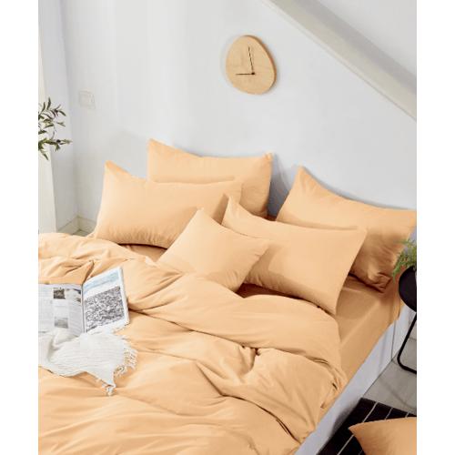 Truffle Essential  ชุดผ้าปูที่นอน 4 ชิ้น ขนาด 6 ฟุต JZ31 สีเบจ