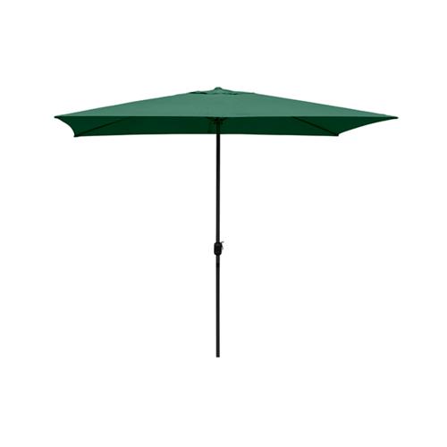 SUMMER SET  ร่มสนาม Kauka ขนาด 200×300×270ซม. สีเขียวเข้ม JM24G