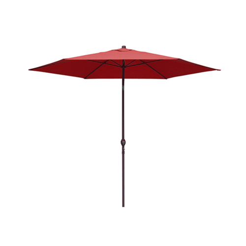 SUMMER SET  ร่มสนาม Rauna ขนาด 270×270×260 ซม.  JM26R สีแดง