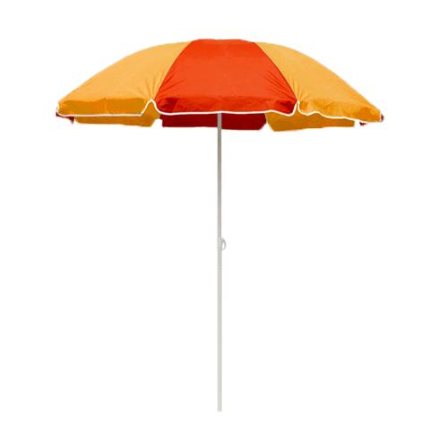 SUMMER SET  ร่มชายหาด Estampado  ขนาด 160×160×160ซม.  JM16R สีส้ม