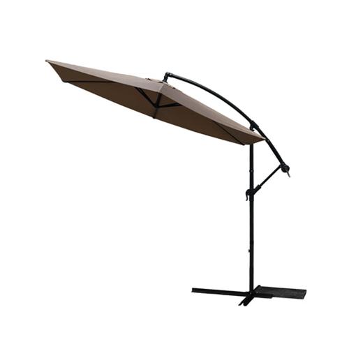 SUMMER SET ร่มสนาม Bonega ขนาด 300×300×200 ซม.  สีกาแฟ JM25C