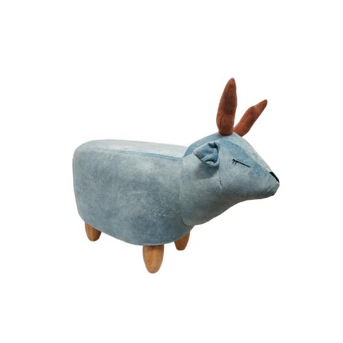 Delicato เก้าอี้สตูลรูปสัตว์  ขนาด 35×65×35ซม.  Deer
