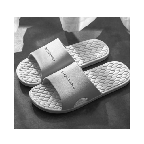 PRIMO รองเท้าแตะ PVC  เบอร์ 42-43 ZL004-GR423 สีเทา