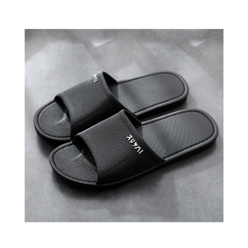 PRIMO  รองเท้าแตะ PVC  เบอร์ 40-41 ZL010-BK401 สีดำ