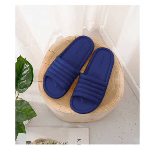 PRIMO  รองเท้าแตะ EVA  เบอร์ 42-43 FS010-DBL423 สีน้ำเงิน