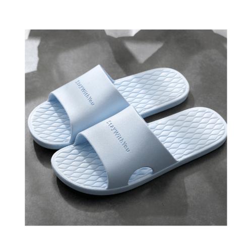 PRIMO  รองเท้าแตะ PVC เบอร์ 36-37 ZL003-LBL367 สีฟ้า