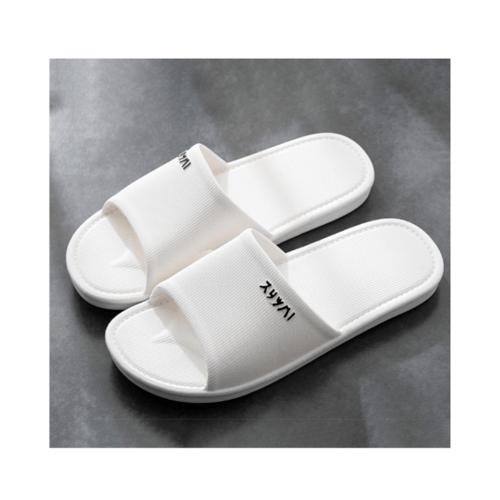 PRIMO รองเท้าแตะ PVC  เบอร์ 40-41 ZL010-WH401 สีขาว