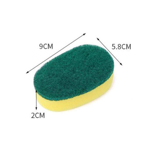 ICLEAN อะไหล่ฟองน้ำ ใช้สำหรับรุ่น  SG018 เท่านั้น SG041-GREEN