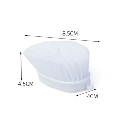 ICLEAN อะไหล่แปรงขัด ใช้สำหรับรุ่น  SG018 เท่านั้น SG042-WHITE