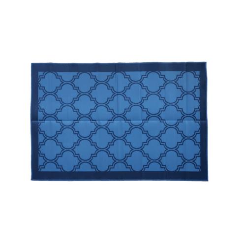 COZY เสื่อปูพื้นอเนกประสงค์ 180X270X0.5 ซม TD211 สีน้ำเงิน