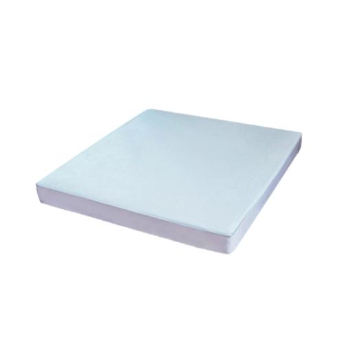 Truffle ผ้าคลุมที่นอนแบบกันน้ำกันไรฝุ่น ขนาด 150×200×25ซม.  JS08  สีฟ้าอ่อน