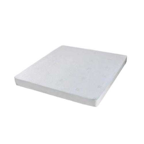 Truffle ผ้าคลุมที่นอนแบบกันน้ำกันไรฝุ่น  ขนาด 120×200×25ซม. JS10 สีขาว