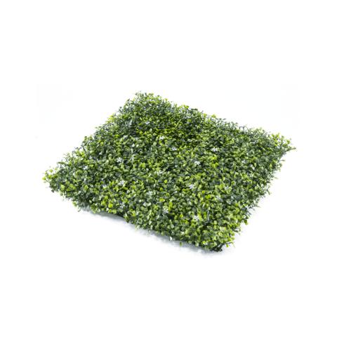 Tree O ต้นไม้เทียมติดผนัง ขนาด 50×50×3 ซม.   MZ188014E สีเขียว