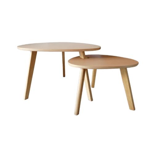 Delicato โต๊ะกาแฟ 63X110X45CM  สีไม้ M1004