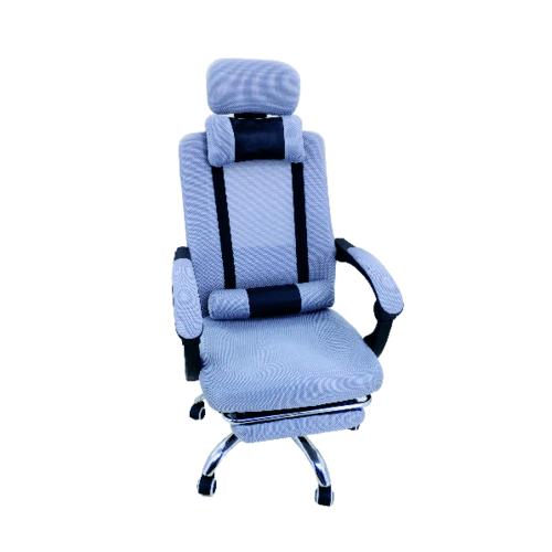 SMITH เก้าอี้สำนักงาน  ขนาด65X65X124ซม.  BG004  สีเทา