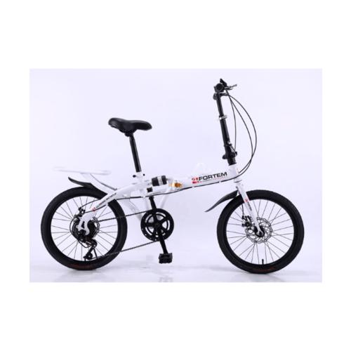 FORTEM จักรยานพับได้  20นิ้ว  MT01-WH สีขาว