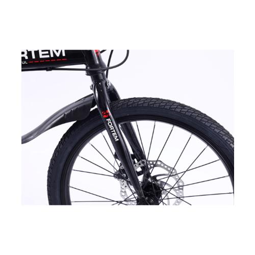 FORTEM จักรยานพับได้  20 นิ้ว MT01-BK สีดำ