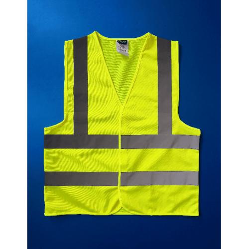 Protx เสื้อจราจรสะท้อนแสง ขนาด L  Z0010-H1L  สีเหลือง