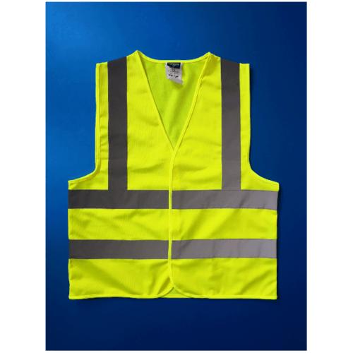 Protx เสื้อจราจรสะท้อนแสง ขนาด XL   Z0010-H1XL  สีเหลือง