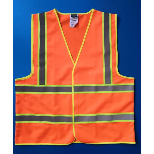 Protx เสื้อจราจรสะท้อนแสง   Z0024-J1XXL ขนาด XXL  สีส้ม