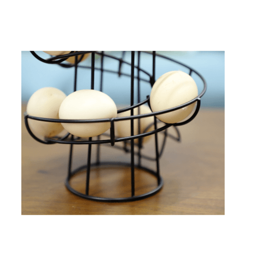 nibiru ที่วางไข่  BS005 18x24.5ซม. สีดำ