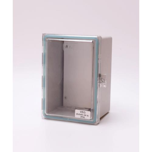 V.E.G ตู้กันน้ำฝาใส 406  TS001-GT