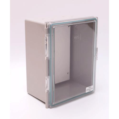 V.E.G ตู้กันน้ำฝาใส 608   TS002-GT สีเทา