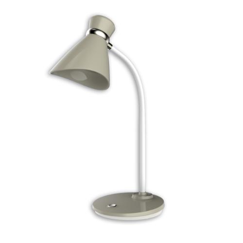V.E.G โคมไฟตั้งโต๊ะ BLW-T086 สีเทาอ่อน