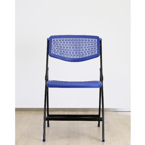 4TEM  เก้าอี้พับ  GGW012-BU สีน้ำเงิน