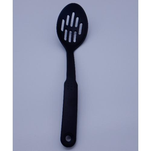 nibiru กระชอนตักของทอด (ไนลอน) ZSHHY11-BK สีดำ