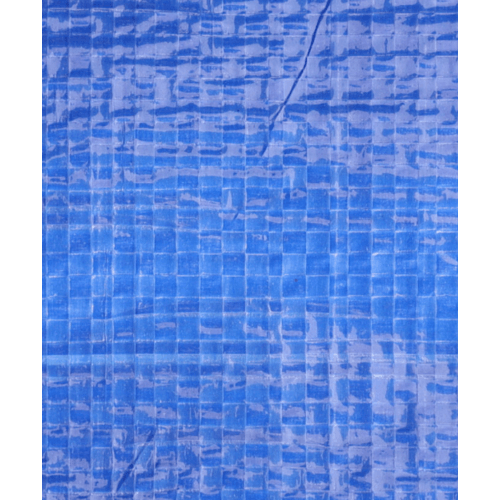 POLLO ผ้าใบเอนกประสงค์ 1.8m*30m สีฟ้า GJPB012