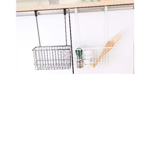 nibiru ที่วางของอเนกประสงค์หลังประตู 8x26x41.5 ซม.  QYTY020-WH สีขาว