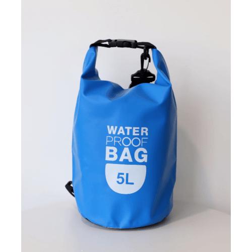 WETZLARS กระเป๋ากันน้ำ ZYU020-BU 5 ลิตร สีฟ้า