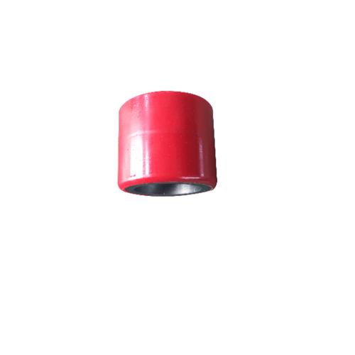 - อะไหล่-ล้อเดี่ยวปลายงา PU รถยกแฮนด์ลิฟท์  25B-W70 สีแดง