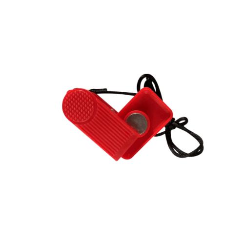 - อะไหล่-สายดึงเซฟตี้สำหรับลู่วิ่ง รุ่น DK-07 DK-07 สีแดง