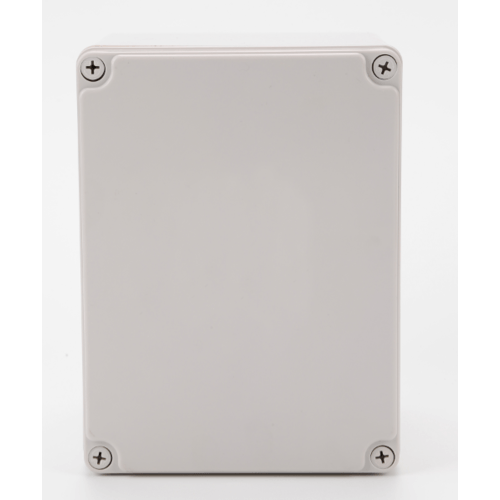 V.E.G กล่องกันน้ำพลาสติก ขนาด 200x200x130mm.  THE-18 สีขาว